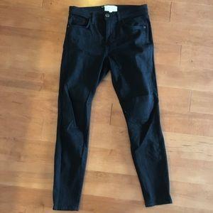 Current/Elliot high waist Stiletto Jeans